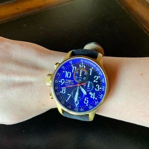 Invicta Lefty Force Chronograph watch